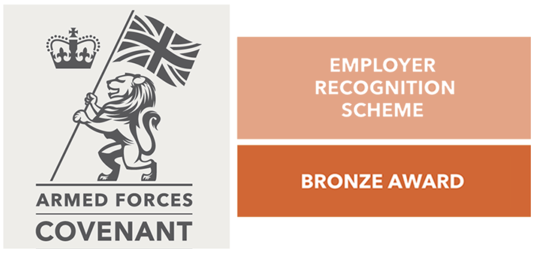 Armed forces covenent bronze
